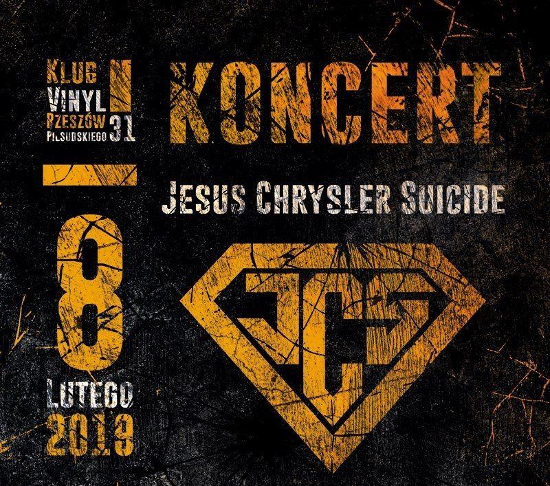 Jesus Chrysler Suicide. Koncert w klubie Vinyl