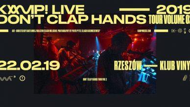 Kamp! Live w klubie Vinyl