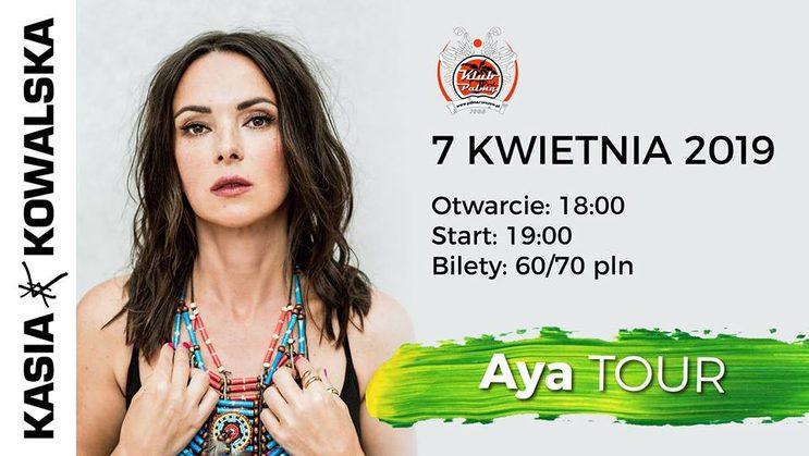 Kasia Kowalska | Aya Tour