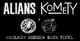 alians-komety-klub_vinyl VIII Urodziny Trotów