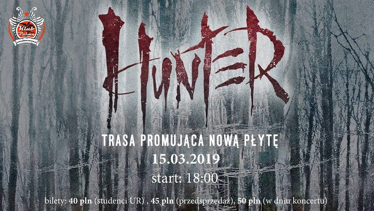 Hunter / Rzeszów / Pod Palmą / 15.03.2019
