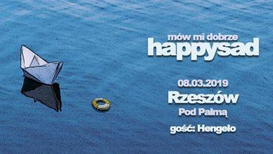 Happysad - Rzeszów - Pod Palmą