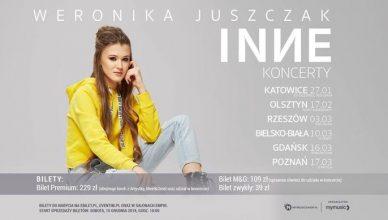 Weronika Juszczak │ INИY Koncert