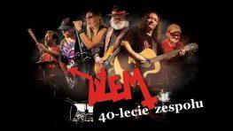 40 lecie zespołu Dżem. Koncert w Filharmonii Podkarpackiej