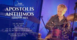 Koncert Apostolis - Rzeszow Jazz Room