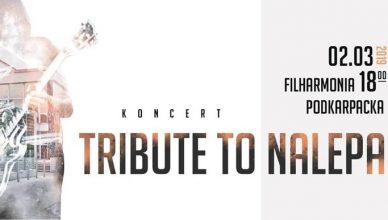 Koncert: Tribute to Nalepa