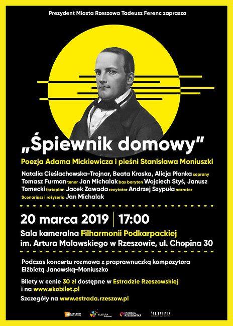 Śpiewnik domowy w Filharmonii Podkarpackiej