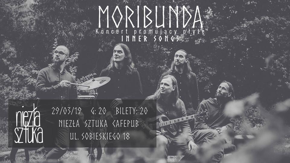 Moribunda. Koncert promujący płytę Inner Songs