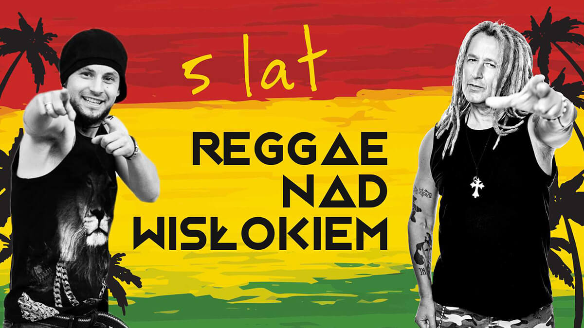 Baner - Reggae nadWisłokiem 2019