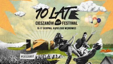 10 lat Cieszanów Rock Festiwal
