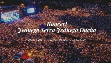 Koncert Jednego Serca Jednego Ducha 2019