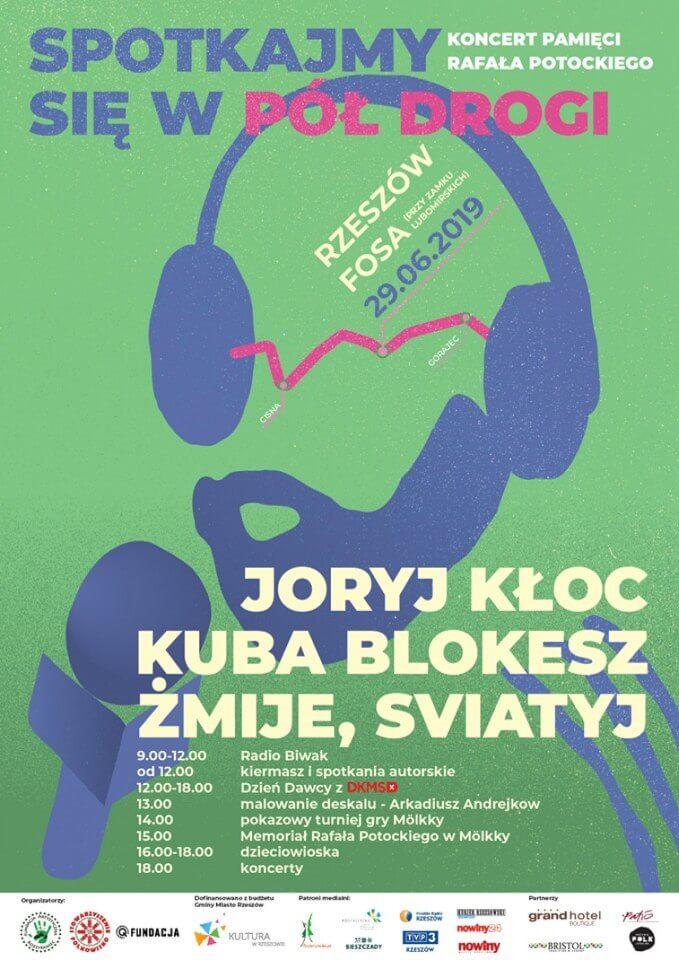 Koncert pamięci Rafała Potockiego