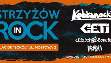 strzyzow in rock 2019