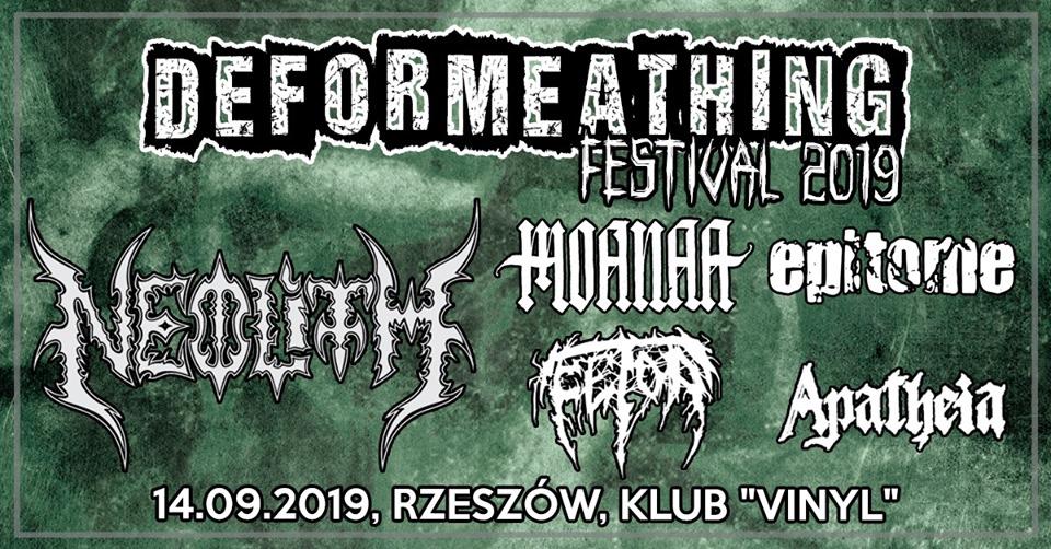 Deformeathing Fest. 2019