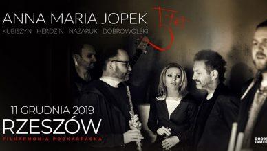 Anna Maria Jopek 5tet / Rzeszów