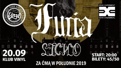 Furia + Licho • Rzeszów • Klub Vinyl