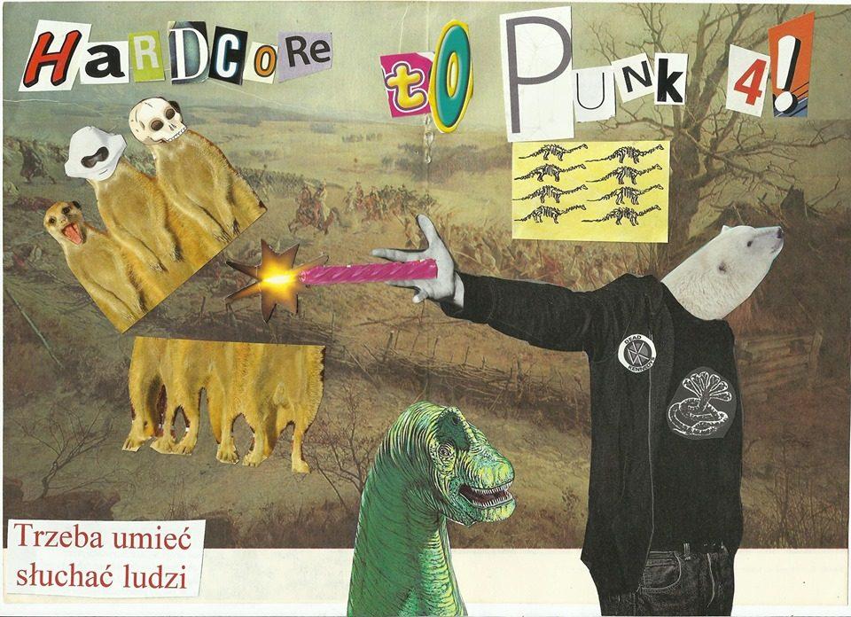 Hardcore to punk 4