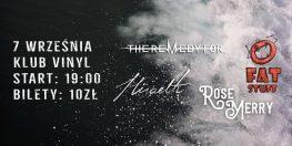 Hiraeth x FatStuff x The Remedy For x RoseMerry w Klub Vinyl