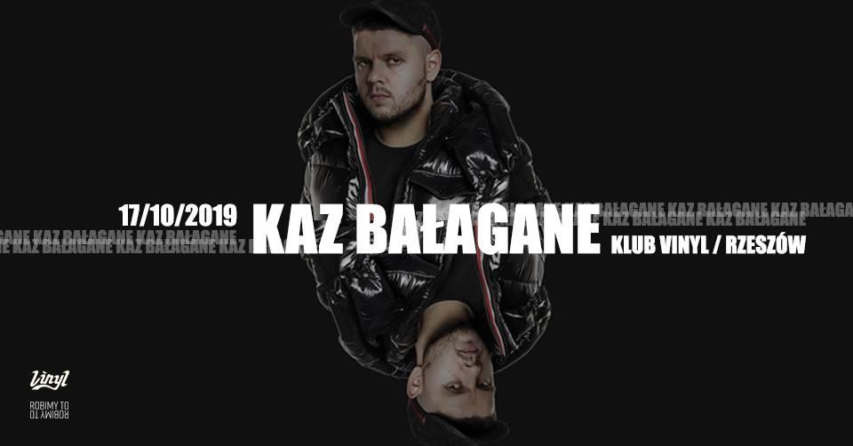 """Kaz Bałagane """"Książę Nieporządek"""" - koncert premierowy   Rzeszów"""
