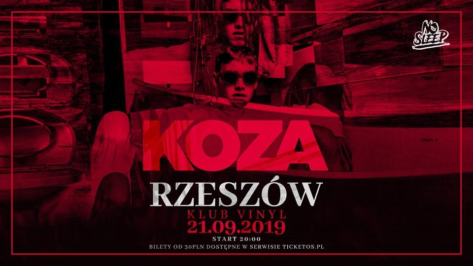 Koza w Rzeszowie | Klub Vinyl