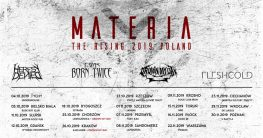 Materia - The Rising Tour 2019 - Rzeszów Klub Vinyl