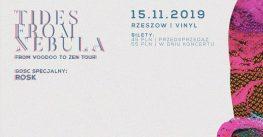 Tides From Nebula + ROSK Rzeszów • Klub Vinyl