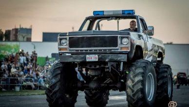 Monster Truck Show w Rzeszowie