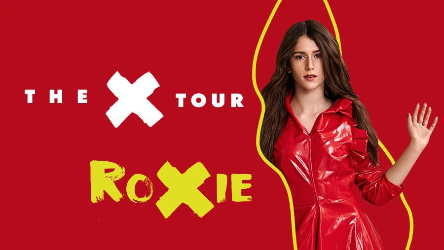 Roksana Węgiel: The X Tour Roxie. Rzeszów