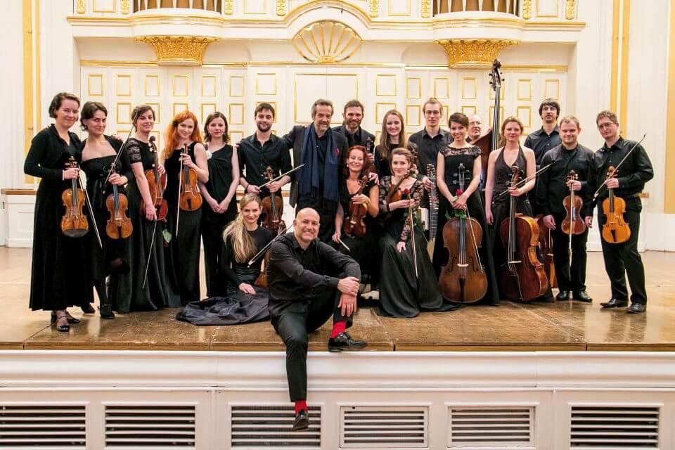 Koncert muzyki klasycznej w wykonaniu Orchester 1756