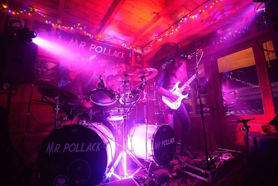 Bracia Polak Live w Jameson Pubie