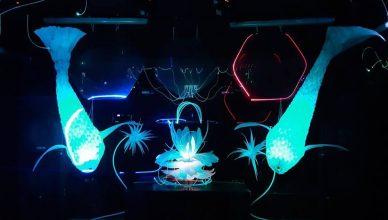 Magowie Psychodelicznej Nuty ॐ & MPN Sound System zapraszają na Hallucinations do klubu Vinyl