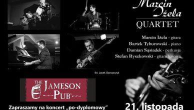 Marcin Iżela Quartet Jameson Pub