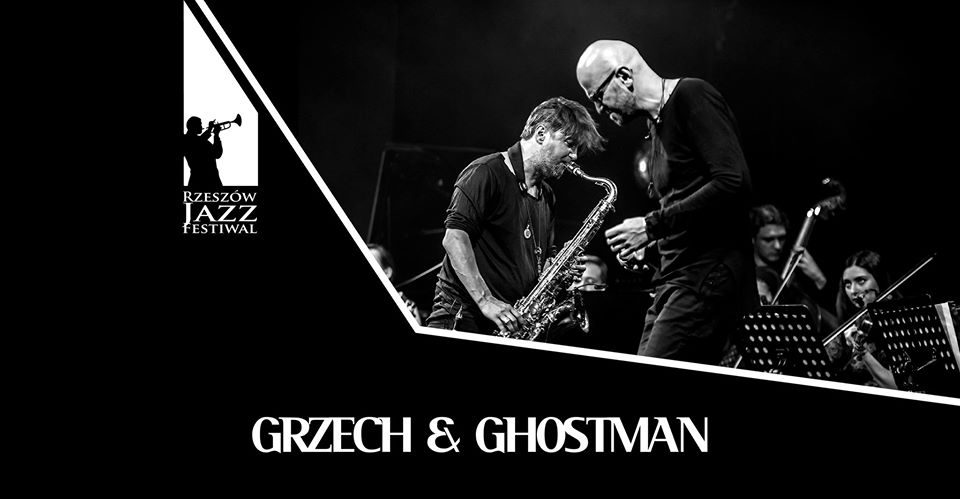 Rzeszów Jazz Festiwal 2019 Grzech & Ghostman