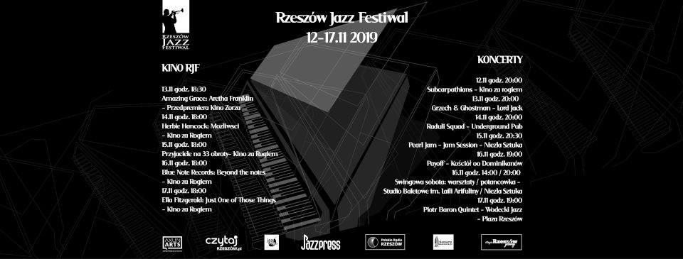 Rzeszów Jazz Festiwal 2019