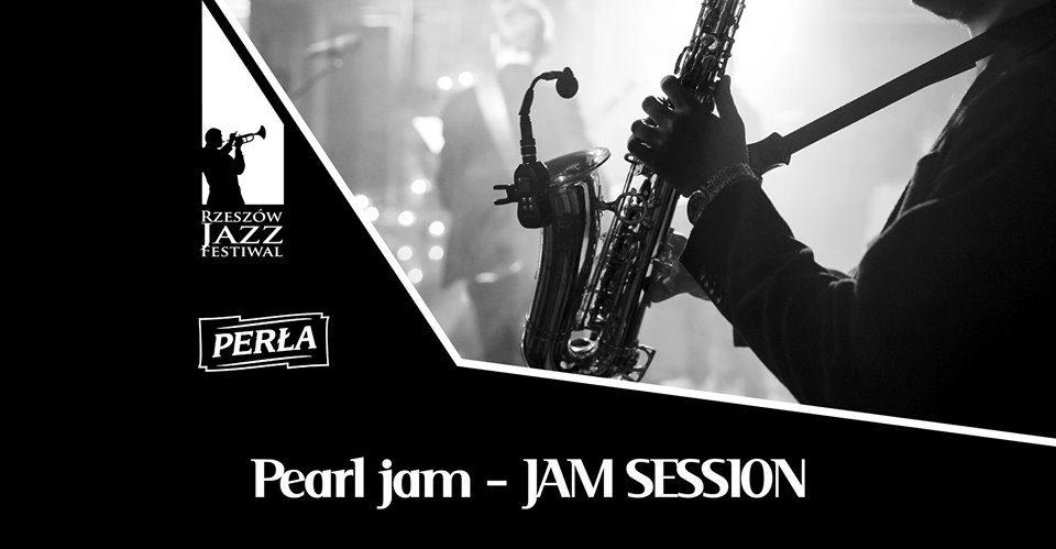 Rzeszów Jazz Festiwal 2019 Pearl Jam Session