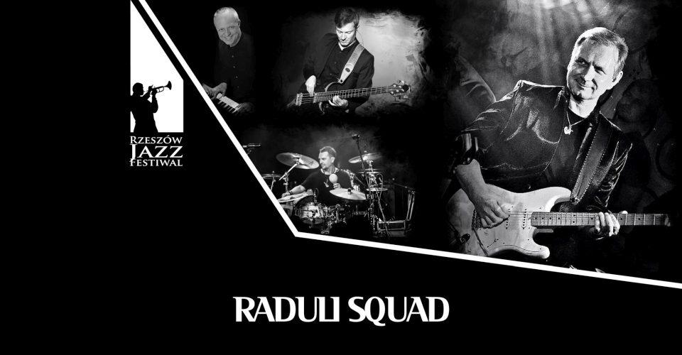 Rzeszów Jazz Festiwal 2019 Raduli Squad