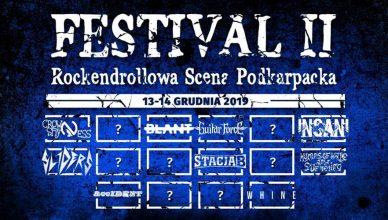 Rockendrollowa Scena Podkarpacka - Festival 2019
