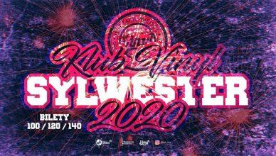 Sylwester w klubie Vinyl 2019/2020.