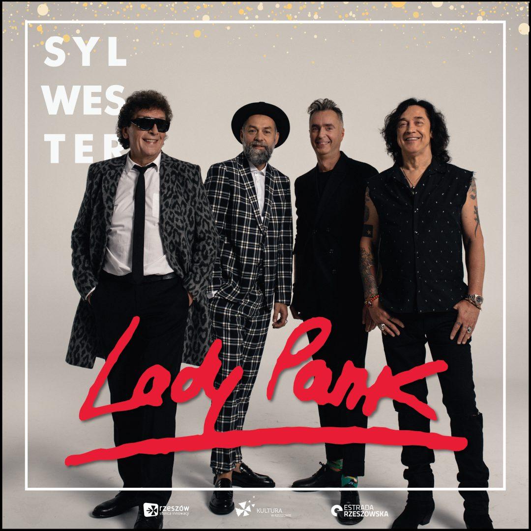 Sylwester 2019 w Rzeszowie. Koncert zespołu Lady Pank, Mesajah i Adamo Rudnik.