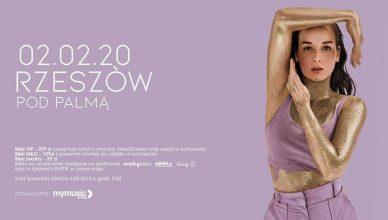 Sylwia Lipka Wbrew Pozorom Tour. Koncert Rzeszów, Pod Palmą