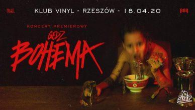 Gedz w Rzeszowie | Klub Vinyl