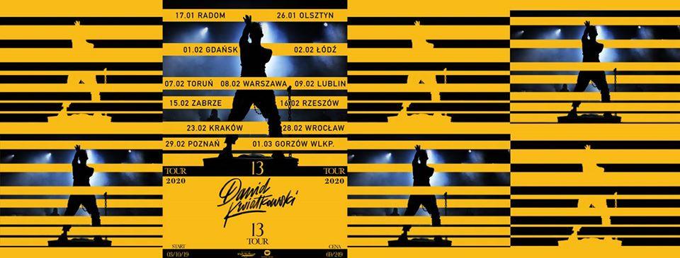 Dawid Kwiatkowski DK 13 Tour