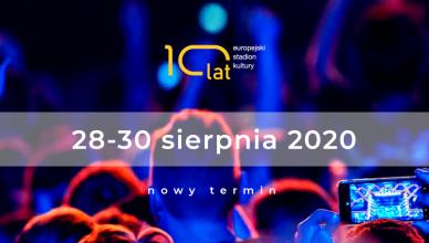 Europejski Stadion Kultury 2020 | 10 edycja