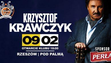 Krzysztof Krawczyk. Koncert w klubie Pod Palmą
