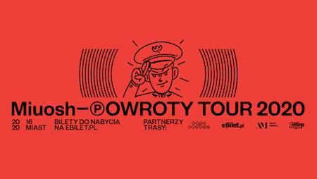 Miuosh x FDG. Orkiestra - Powroty Tour