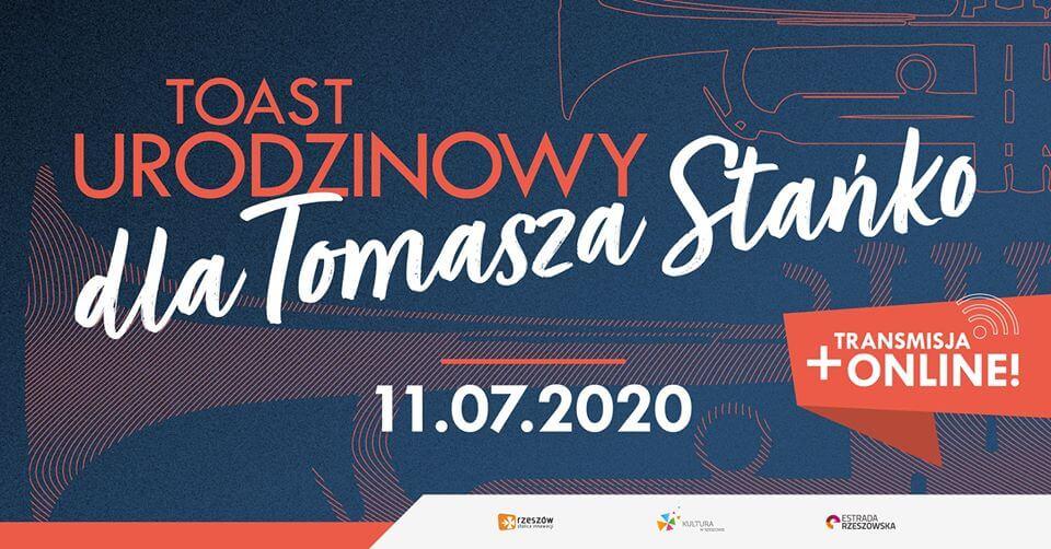 Toast Urodzinowy dla Tomasza Stańko