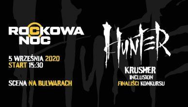 Rockowa Noc 2020 - koncerty w Rzeszowie