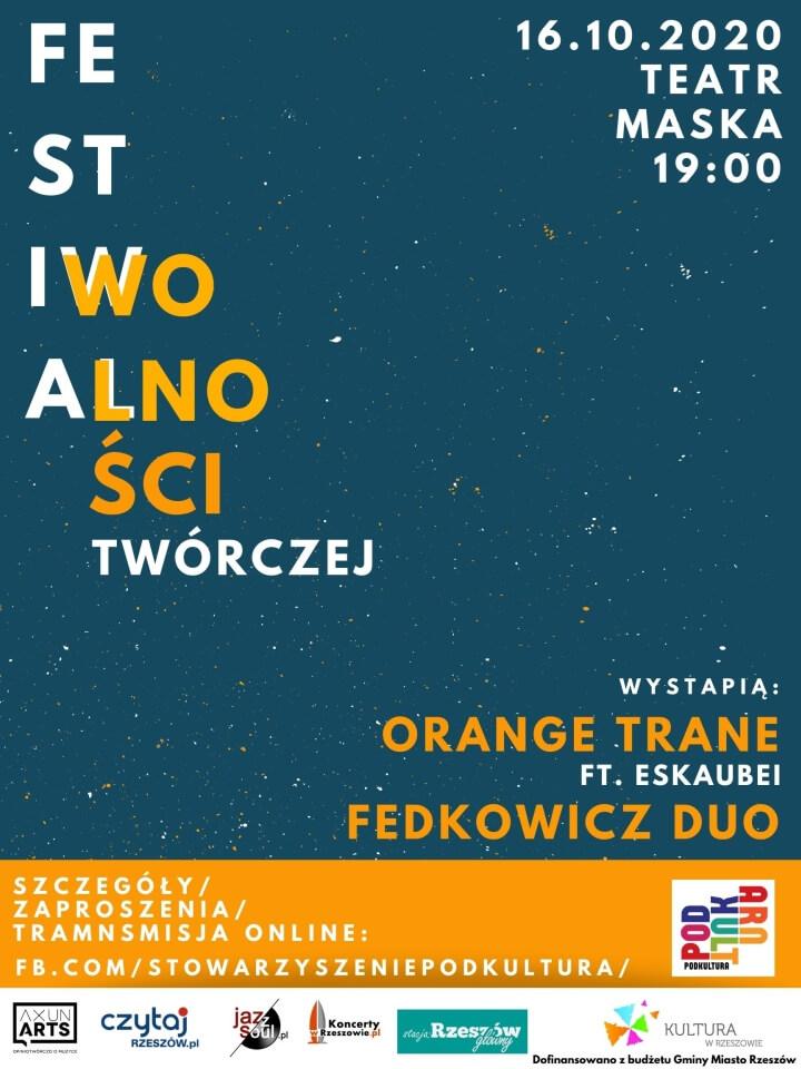 Festiwal Wolności Twórczej 2020