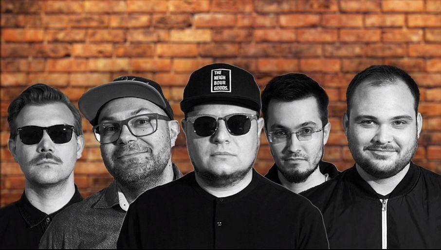Eskaubei & Tomek Nowak Quartet.KOncert online organizowany przez Toton Show